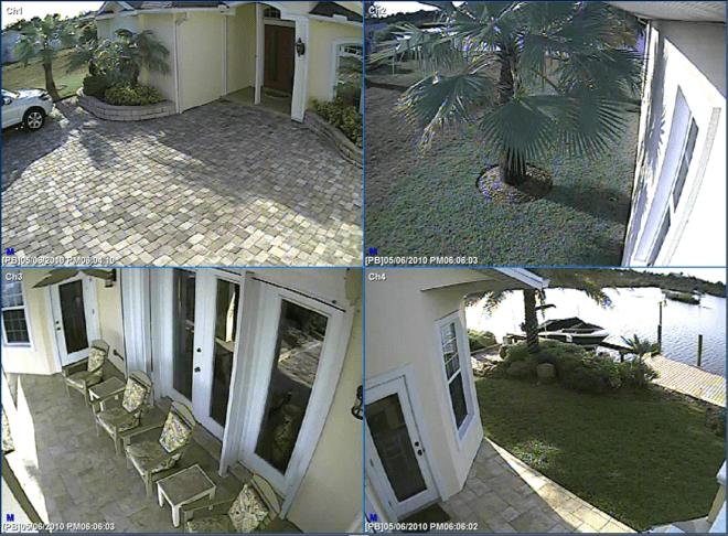Images vidéo surveillance 3