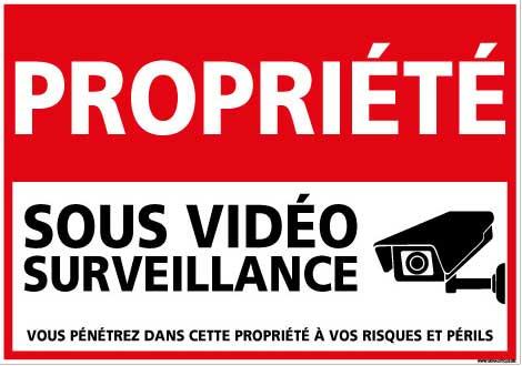 Installation video surveillance . 100% MICRO & Scouarnec Électricité